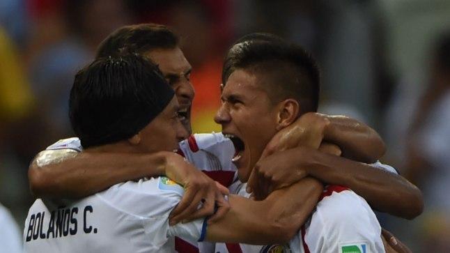 Kostariika jalgpallikoondist tasub kõnetada ikka ilusas eesti keeles.