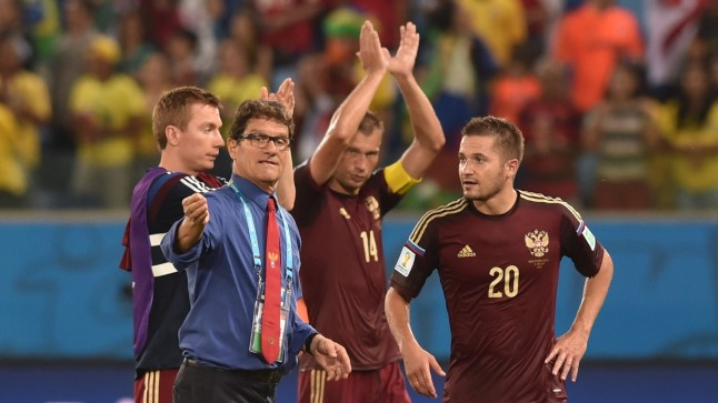 Venemaa jalgpallikoondis kohtub täna Alžeeriga. Võit viib Venemaa tõenäoliselt 1/8-finaali, viik või kaotus tähendab kindlasti kojusõitu.