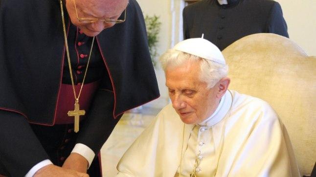 Emeriitpaavst Benedictus XVI