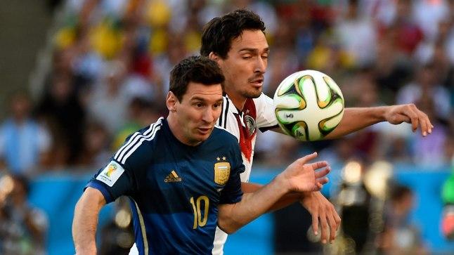 Saksamaa alistab finaalis 1:0 Argentiina