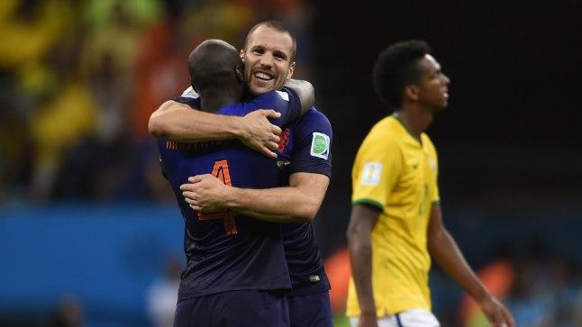 Holland ei kaotanud MMil normaal- ja lisaajal ühtegi mängu