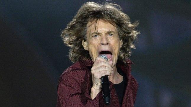 Rolling Stonesi solist Mick Jagger.