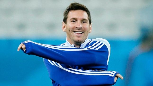 Argentiina superstaar Lionel Messi tahab koondise finaali vedada!