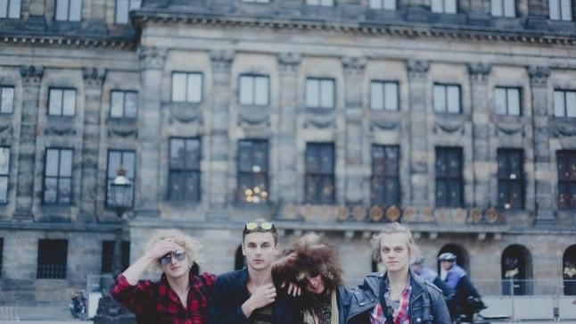 Ziggy Wild Amsterdamis