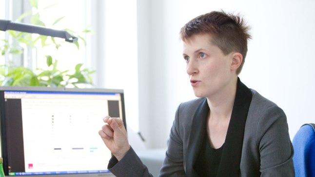 Soolise võrdõiguslikkuse ja võrdse kohtlemise volinik Mari-Liis Sepper.