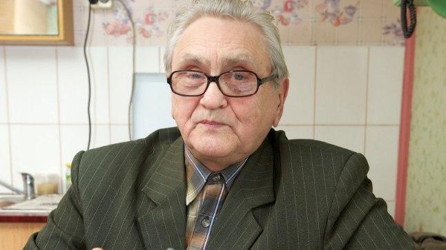 TEGI KA PILTE: Siberisse küüditatud Jaan ostis 1954. aastal seal endale fotoaparaadi. «Tegin seal pilte, tegin ka paljudele passipilte,» ütleb ta.