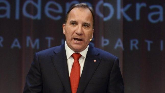 VÕITJA: Rootsi uut valitsust asub moodustama sotsiaaldemokraatide liider Stefan Lofven (57).