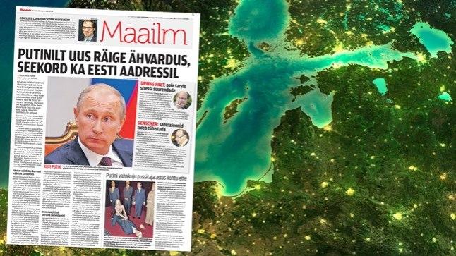 ERUKINDRAL PUTINI ÄHVARDUSEST: Baltikumi ja Poola pealinnad pole ohus!