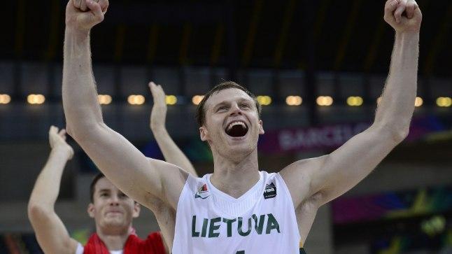 Leedu on taaskord maailma nelja parima korvpalliriigi seas!