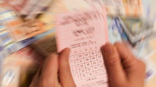 Bingo loto pilet.