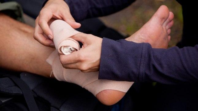 Kuidas paraneda ja hoiduda hüppeliigese vigastusest?