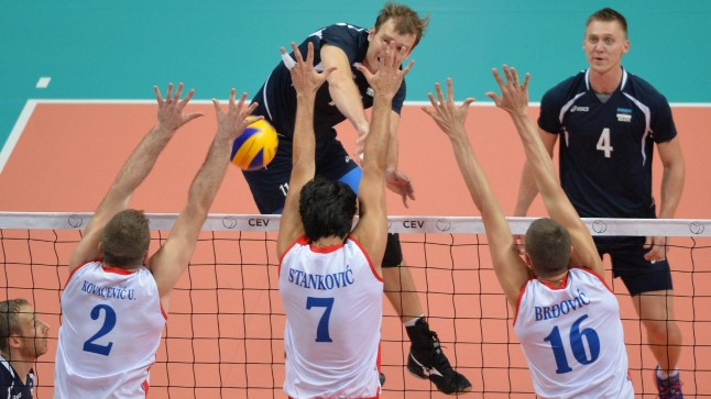 REPORTAAŽ | Eesti andis Serbiale võimsa lahingu, aga kahekordne olümpiavõitja võttis võimuga oma