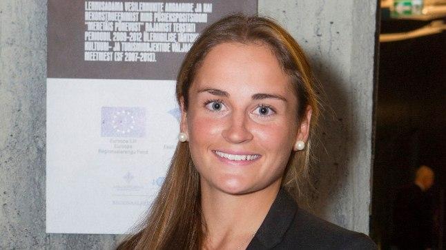 Ingrid Puusta.