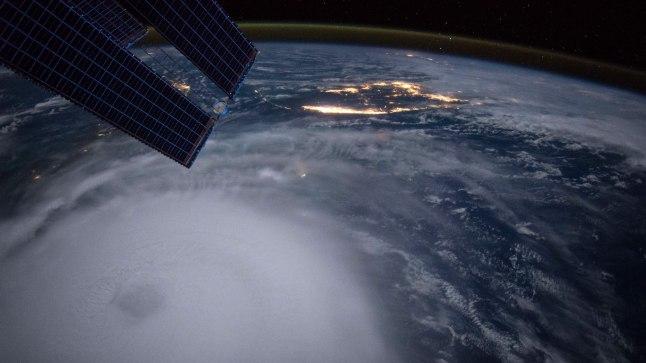 Orkaan Joaquin Maa orbiidilt