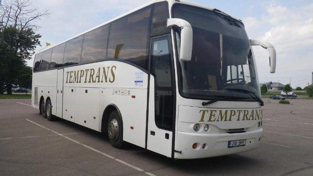 Автобус фирмы Temptrans. Иллюстративное фото.