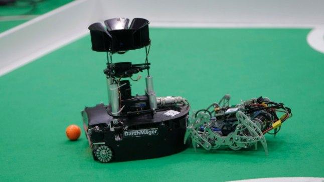 Robotex Mati Hiis (Õhtuleht)
