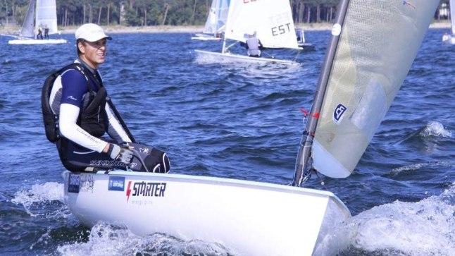 Deniss Karpak tuli viiest sõidust neljas kahe parema sekka.