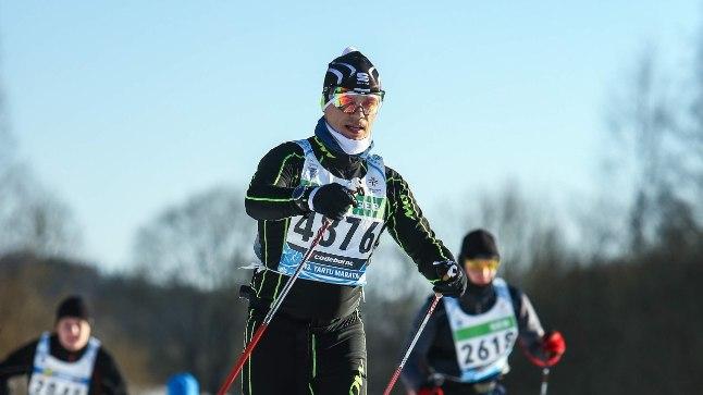Joel Juht Tartu Maratonil