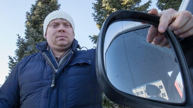 KES KELLELE PLAKSUTAB?: Judovõistluse korraldaja Rain Arukaevu ütleb, et aplodeeris ilusa heite peale, mis sest, et see tehti Eesti sportlase vastu. Tagajärjeks oli kaotaja isa kallaletung. Kõigele lisaks lõi keegi katki tema auto peegli.