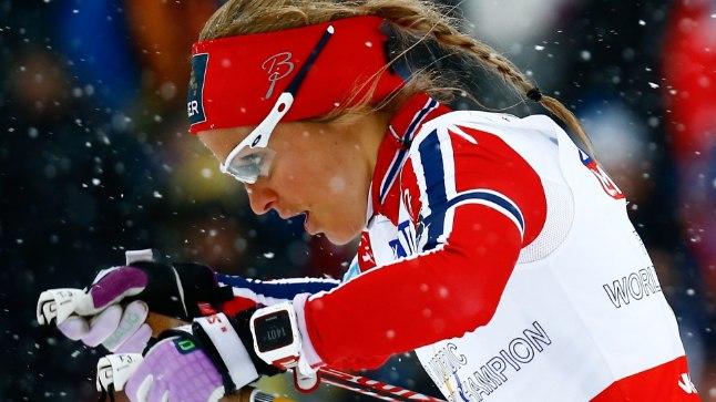 Therese Johaugi laeks jäi täna 27. koht.