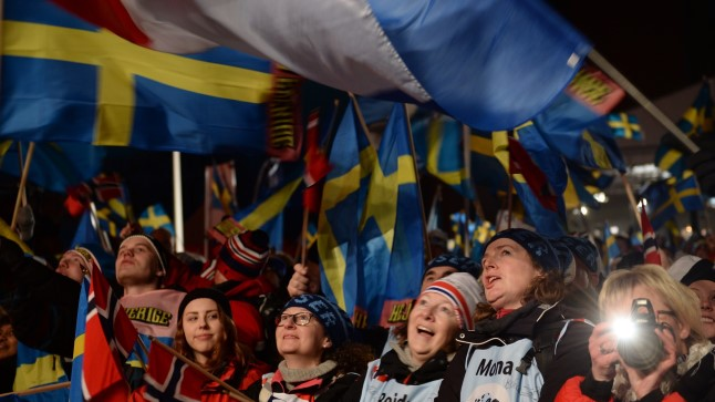 VAHI KISAKÕRI: Northugi finišile kaasa elanud fännile kutsuti politsei