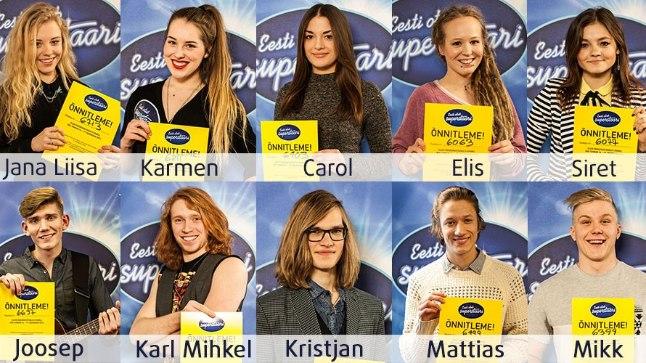 TV3 VIDEO | Täna selguvate finalistide seast võrsub kuues superstaar