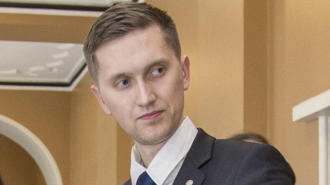 Riigikogu liige Jaak Madison (EKRE)
