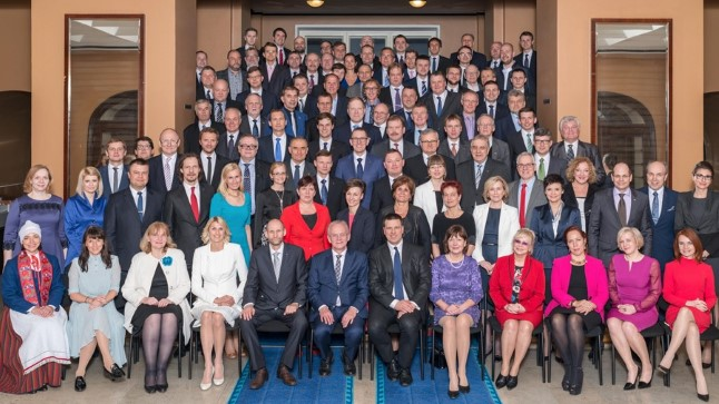 Vaata, milline haridus on uutel riigikogu liikmetel!