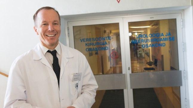 Eesti esimest pankrease ja neeru üheaegset siirdamist juhtis kirurg Marko Murruste, kelle jaoks oli see ühtlasi elu esimene 13 tundi kestnud operatsioon.