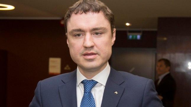Peaminister Taavi Rõivas.