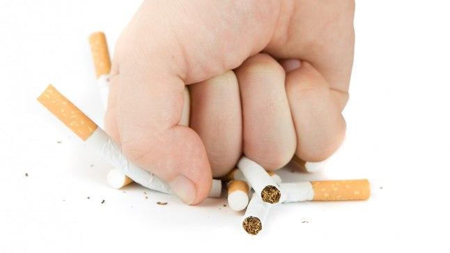 suitsetamisest loobumine ja kaalutõus