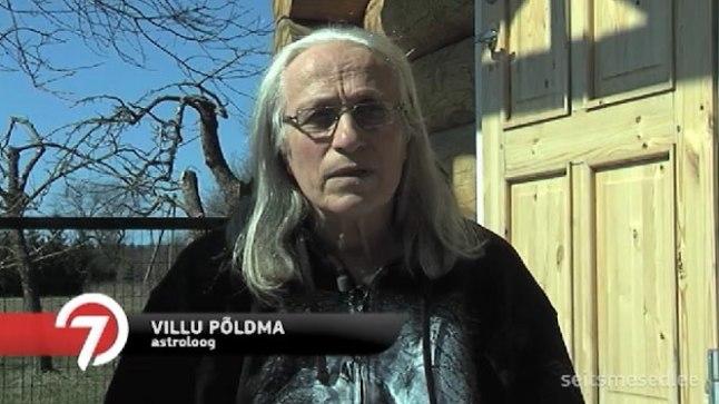 Ajaloolasest astroloog Villu Põldma