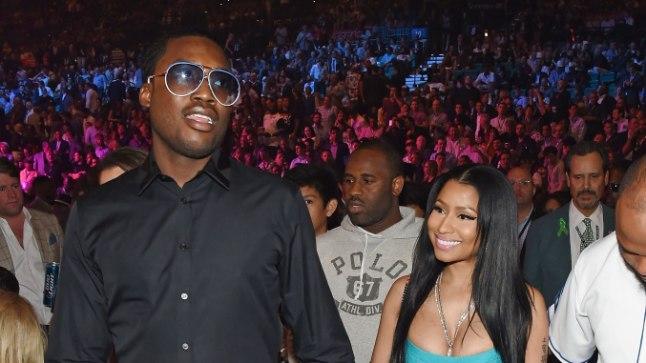 Meek Mill  ja Nicki Minaj