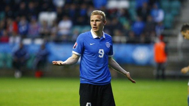 d6e7332ae9f Eesti jalgpallikoondis alistas EM-valikmängus koduväljakul 2:0 San ...