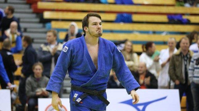 Juhan Mettis noppis Bakuus ühe võidu, kuid  seejärel maailma edetabeli seitsmendale mehele vastu ei saanud.