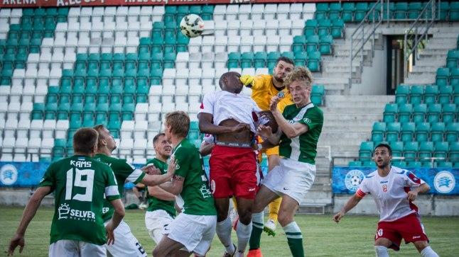 SUPER! Eesti klubide võimas päev eurosarjas - 2 puhast võitu ja hinnaline viik!