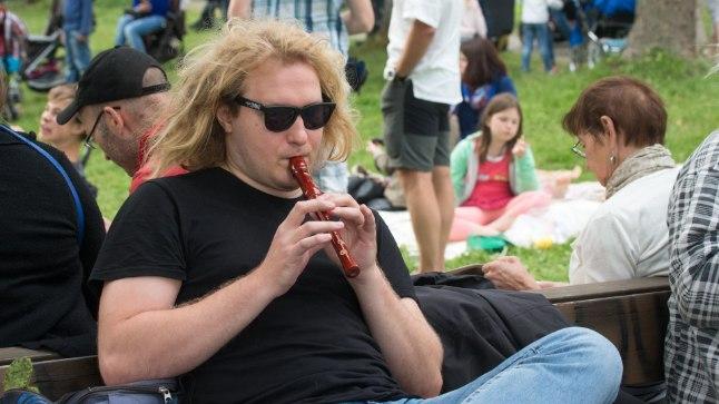 Viljandi folk. Curly Stringsi kontsert