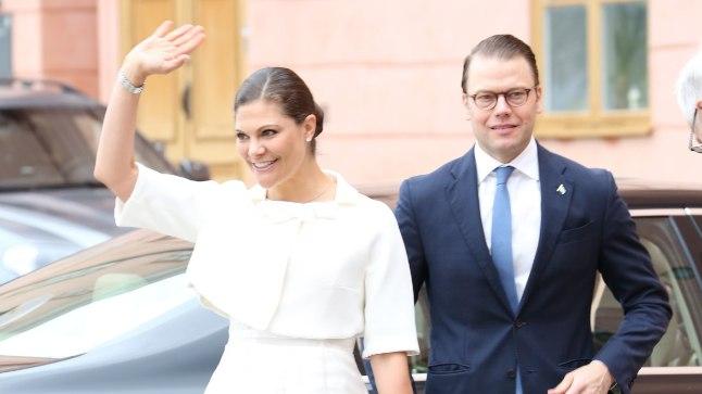 Kroonprintsess Victoria ja prints Daniel