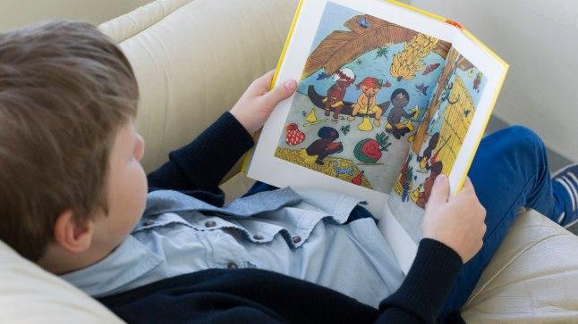 Lasteraamatud mis tekitavad tänapäeval probleeme oma rassistlike või seksistlike lõikudega probleeme