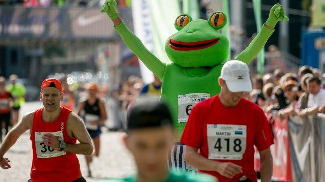 Volinik tõi positiivse näitena SEB Tallinna Maratoni, kus hinnatakse kõigi osalejate pingutusi vääriliselt.