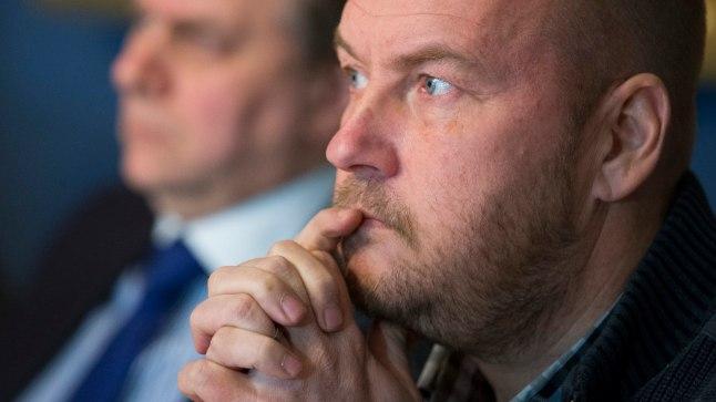 AVALIKUSTAS: Artur Talvik tõi avalikkuse ette tõiga, et Poolast tellitud praamid on 17,5 miljonit eurot kallimad kui Türgi omad.