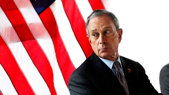 KOLM AASTAT LINNAPEA: Kas New Yorgi endisel linnapeal Michael Bloombergil jätkub tahet presidendiks kandideerida?