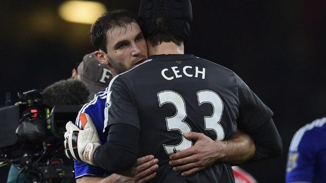 Chelsea alistas Arsenali