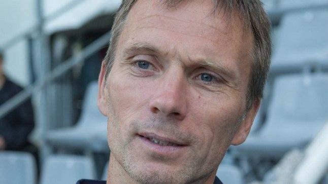 Eesti U21 noormeeste jalgpallikoondise peatreener Martin Reim.