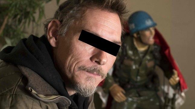 SÜÜDISTUS: Omal riisikol Süürias Islamiriigiga võitlemas käinud hollandlane Jitse Akse sai kodumaale naasmisel mõrvasüüdistuse.