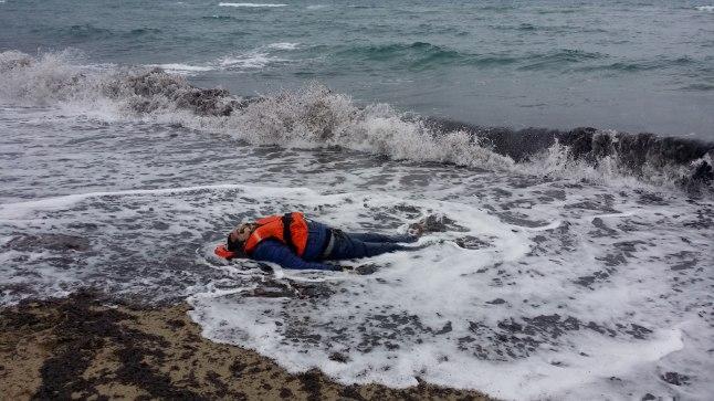 Tänavu on uppunud 244 põgenikku.