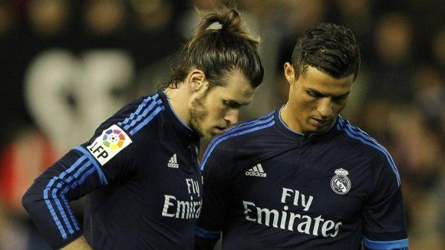 Madridi Real tegi Valenciaga võõrsil 2:2 viigi ning kaotab La Liga liidrile Madridi Atleticole nelja punktiga.
