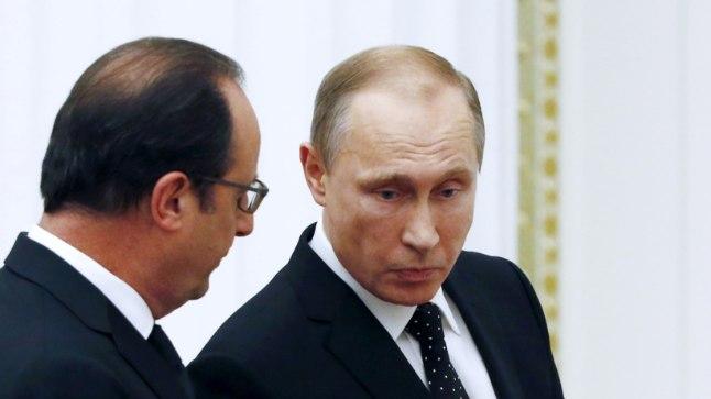 Путин отказался от встречи фото