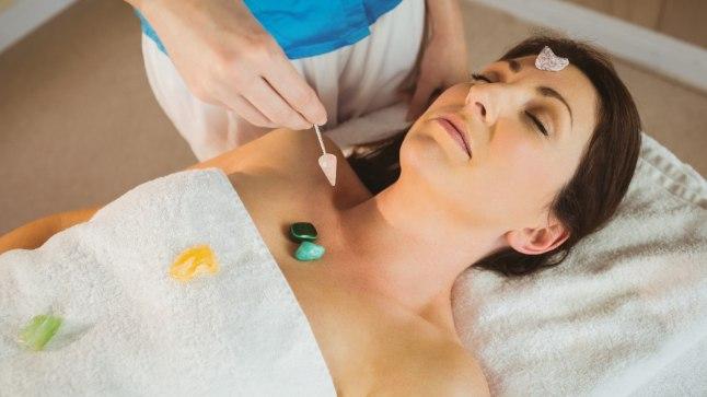 Kristalliteraapia