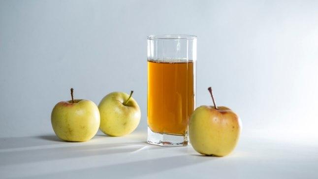 Õunamahlad: üks on magus nagu siirup, teine hapu kui äädikas.